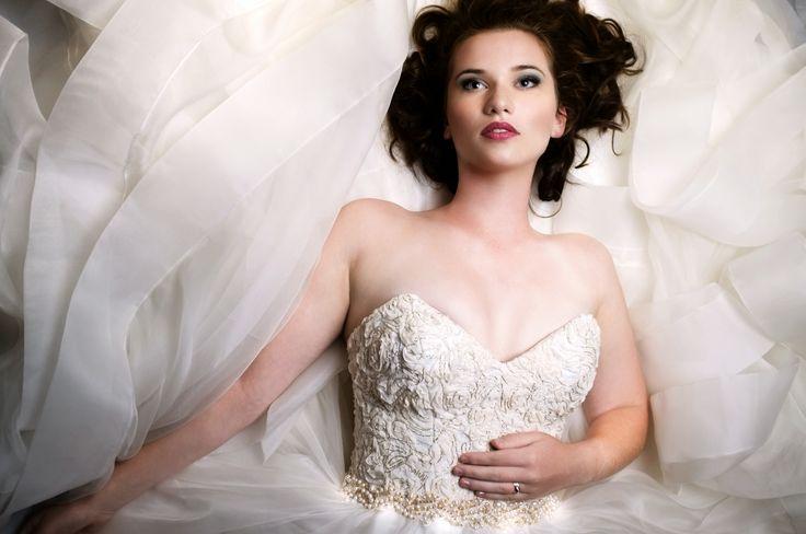 Aurora Bridal Gown by Melanie Jayne. 2017 Collection