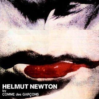 #helmutnewton #commedesgarcons #コムデギャルソン #ヘルムートニュートン