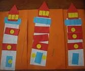 lighthouse crafts for kids - Bing Images