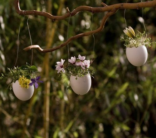 happy easter!: Holiday Ideas, Decorating Ideas, Eggs Decoration, Easter Eggs, Happy Easter, Photo, Spring, Egg Flowers