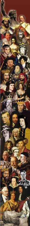 Monarchs of Britain