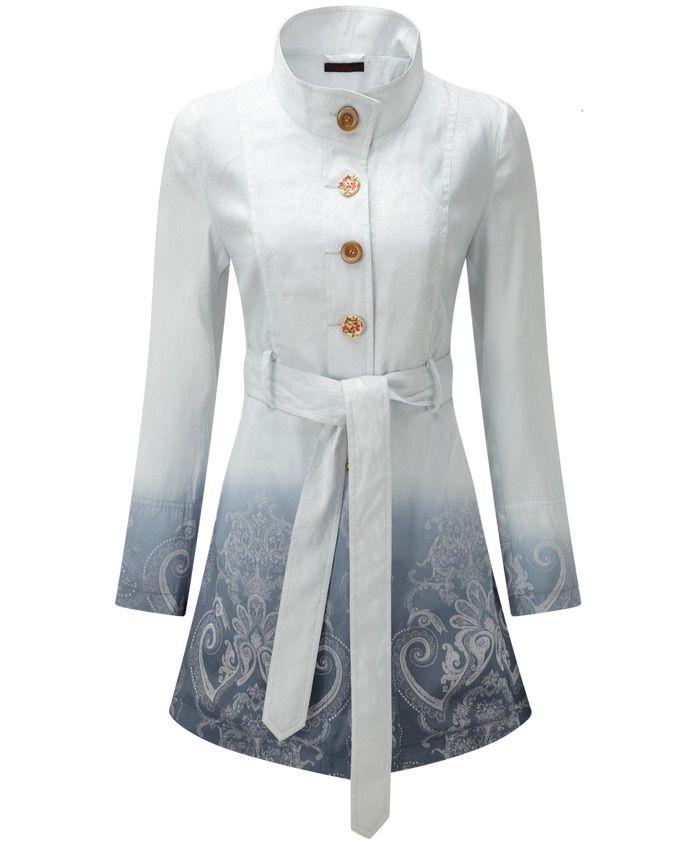 LJ200 - Atlantic Ocean Mac  - Atlantic Ocean Mac, Women's Coats and Jackets, Women's Clothing, Clothing, Accessories, Joe Browns