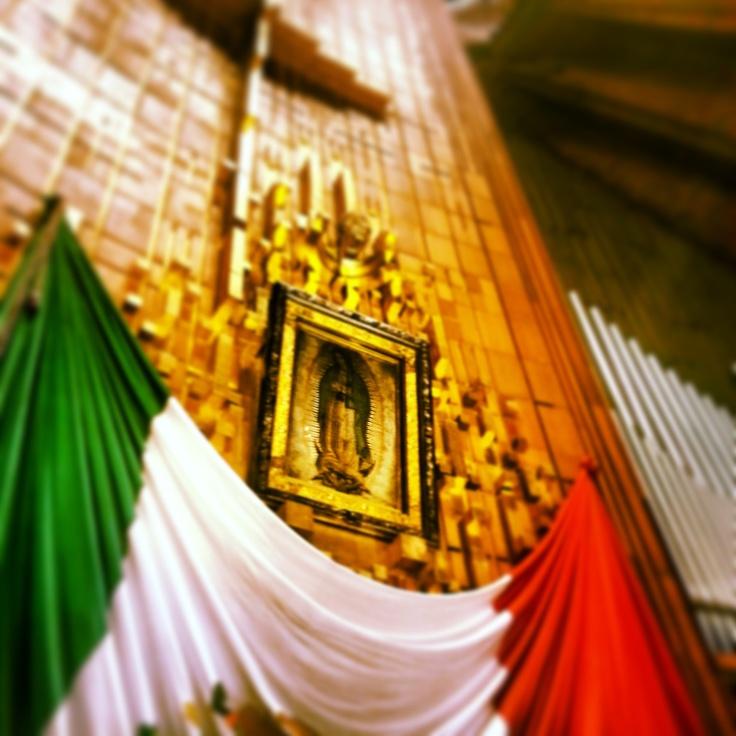 Buenos días a todos feliz viernes. Gracias a Dios regresamos con bien en nuestra #peregrinación a la #Basílica de #Guadalupe #instagram #instagram_mexico para conocer próximas salidas visita http://www.turismoenveracruz.mx #Veracruz #turismo #viajes
