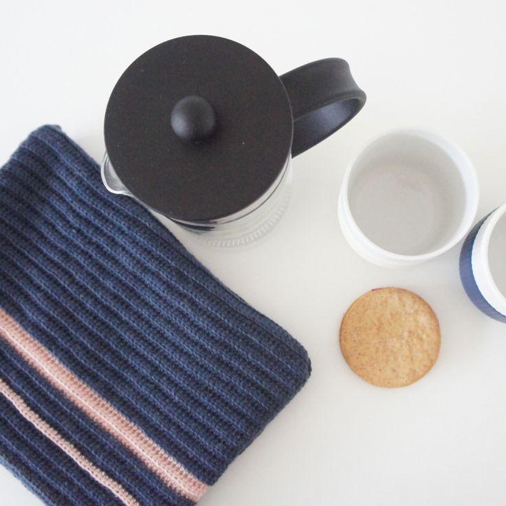 Tehætte eller kaffehætte :) Crochet - Homemade - DIY