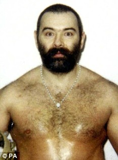 "Charles Bronson (born Michael Gordon Peterson, 6 December 1952) is an English criminal often referred to in the British press as the ""most violent prisoner in Britain"".    http://en.wikipedia.org/wiki/Charles_Bronson_(prisoner)"