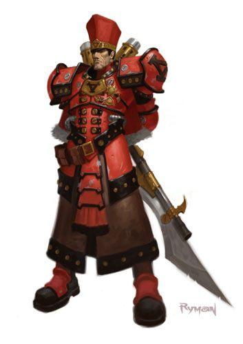 Kommandant Gervalt Irusk