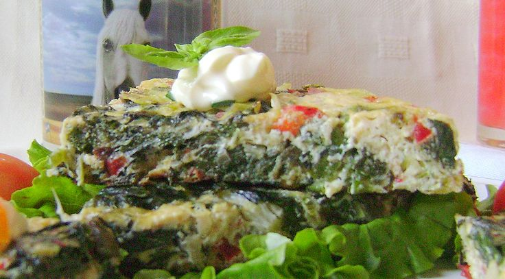 tortilla hojas de remolacha