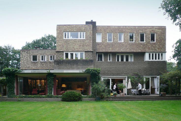 Wijdeveld, villa 'De Wachter', Amersfoort 1927-1929