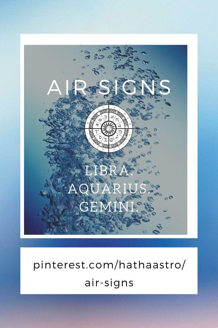 libra #aquarius #gemini   Hatha Astro in 2019   Aquarius