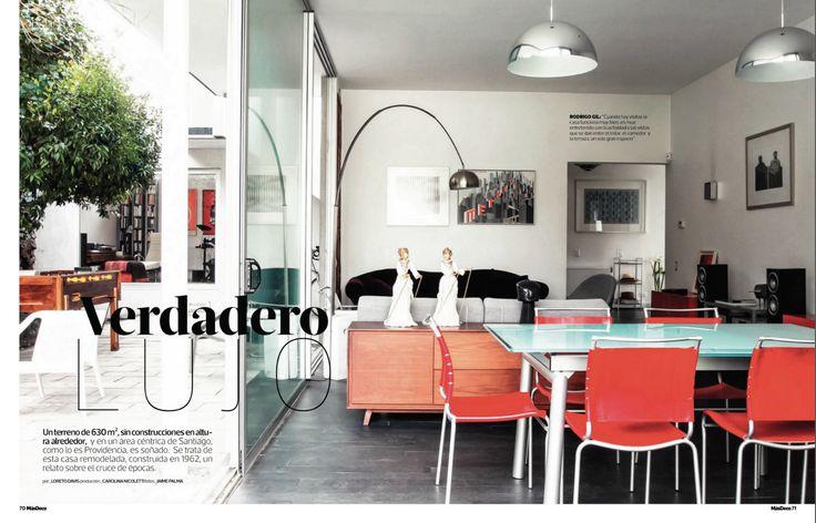 Casa Gil Perrault - revista Mas Deco