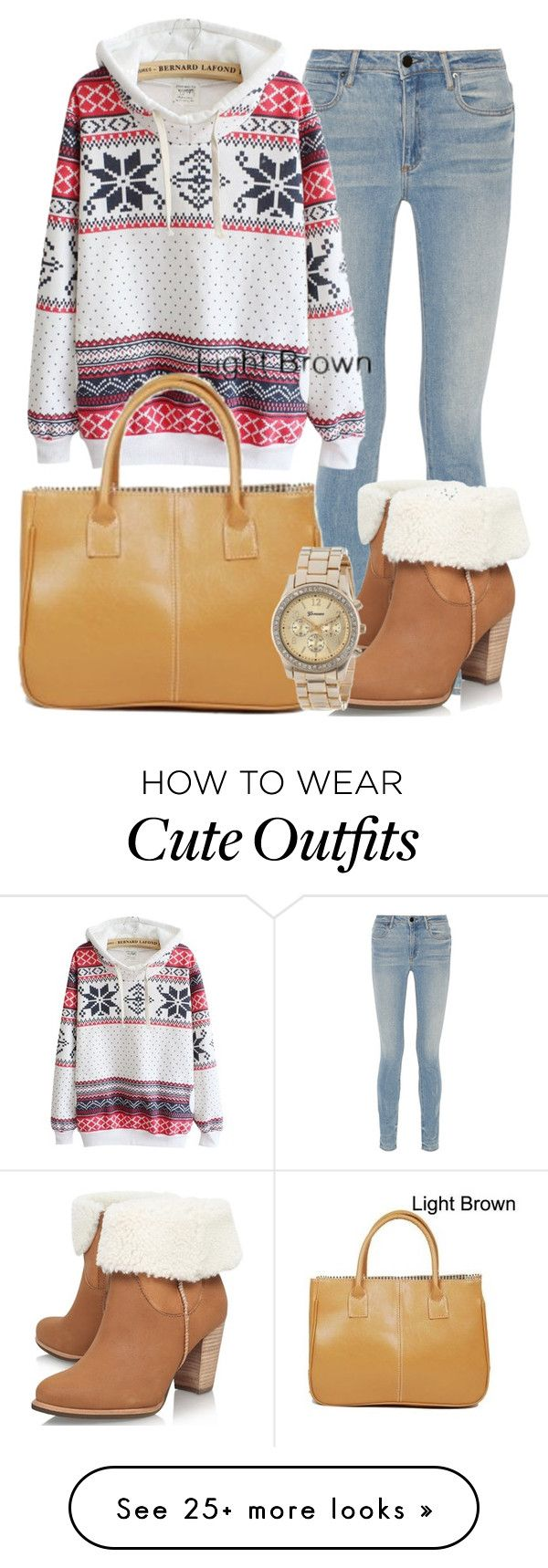"""Christmas Family Evening Special Outfit"" by myfriendshop on Polyvore featuring Alexander Wang and UGG Australia"