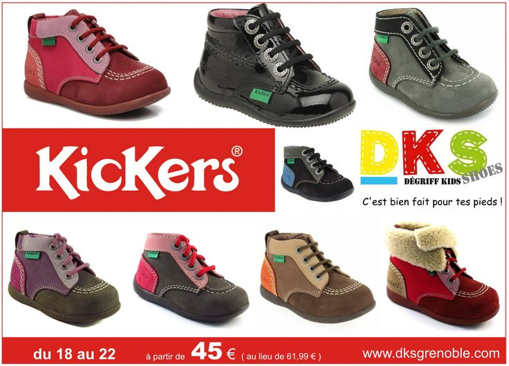 fc865335304 chaussure kickers grenoble