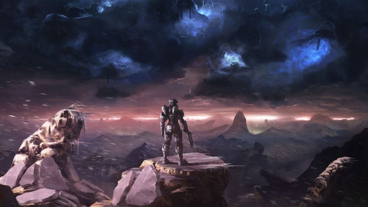 New Halo game in the works, story not written yet: New Halo game in the works, story not written yet:…