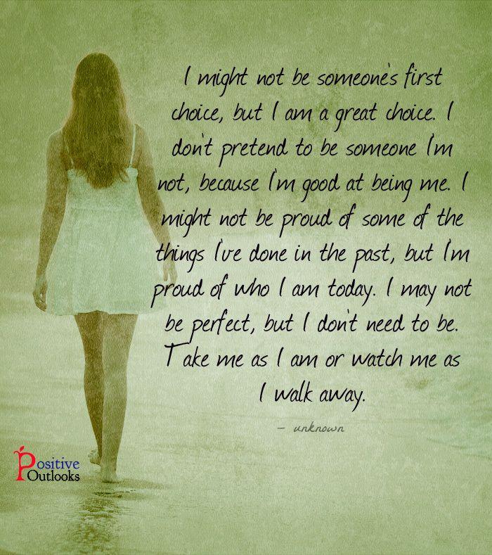 Unapologetically Myself
