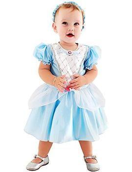 Foto principal de Fantasia Princesa Cinderela bebe Luxo