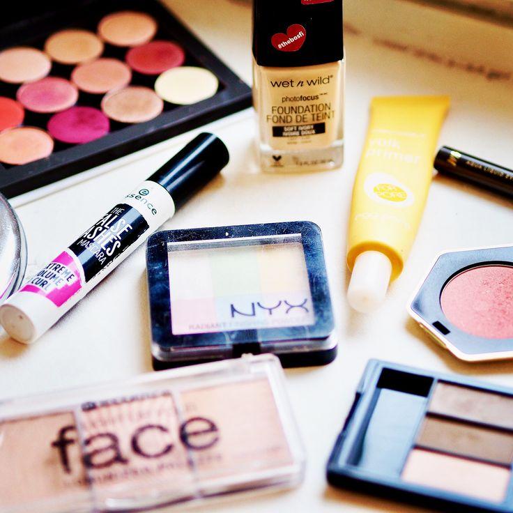 Full face using only drugstore makeup #motd