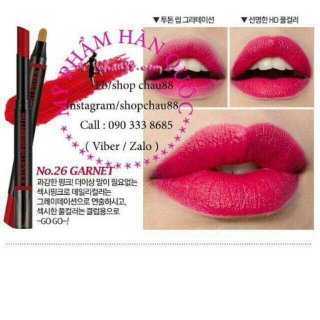 Son HD Longwear Lipstick #26 với giá ₫120.000 chỉ có trên Shopee! Mua ngay: https://shopee.vn/shopchau88/4977065 #ShopeeVN