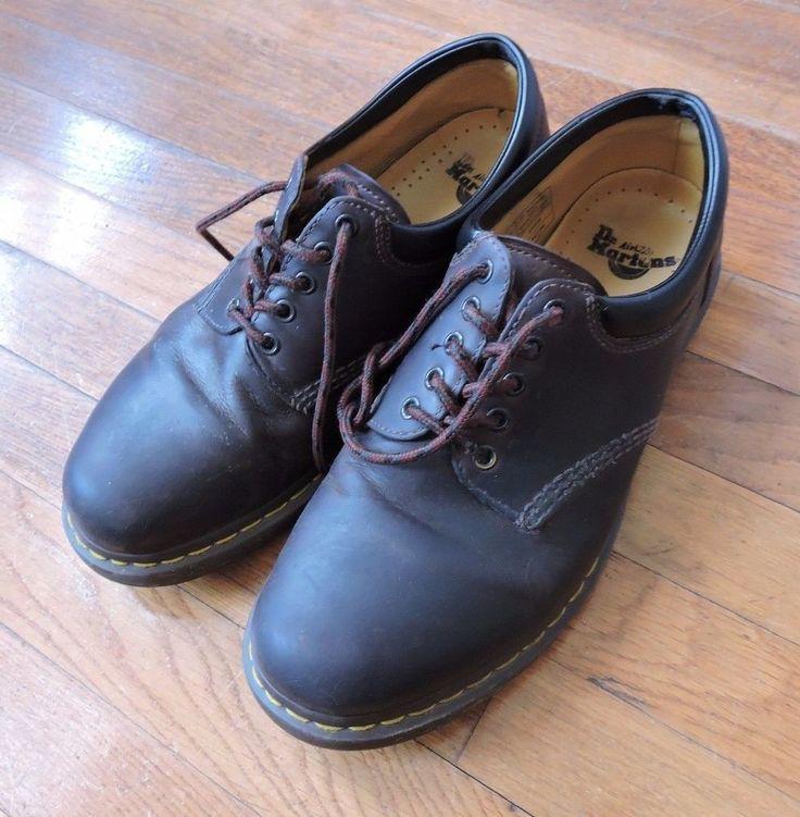 Dr Martens Men Air Wair 8053 Shoes Size 12 #DrMartens #Oxfords