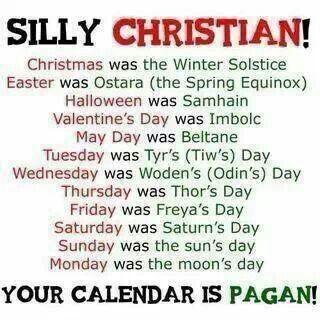 42 best Christianized pagan holidaya images on Pinterest | Torah ...