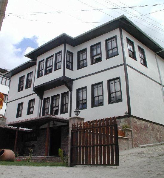 Hacı Abdullahlar mansion.