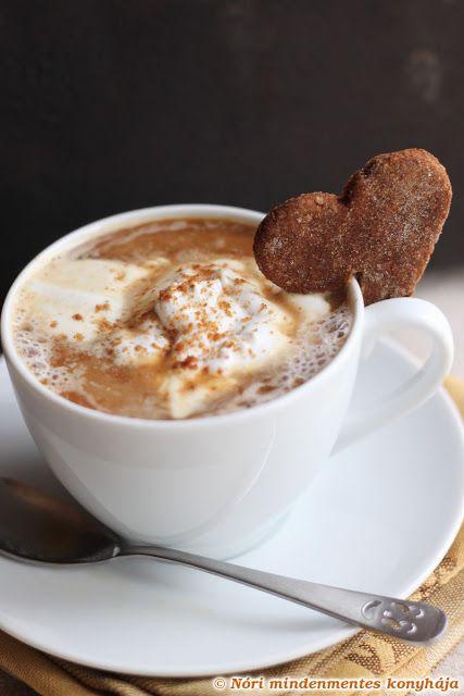 Nóri mindenmentes konyhája: Mézeskalács latte - növényi tej alap, házilag, Vegital készülékkel