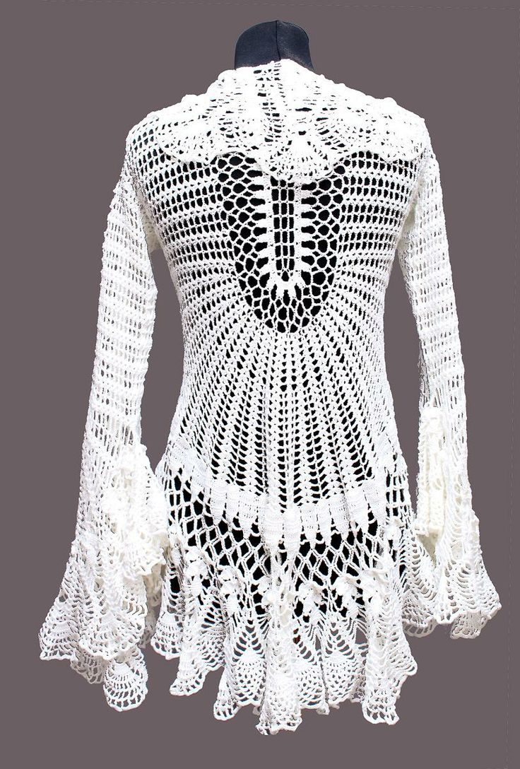 290 Best Images About Crochet Tunicas On Pinterest