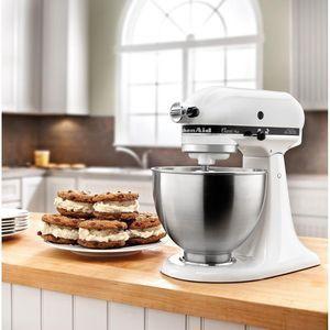 KitchenAid Classic Plus Stand Mixer 4-1/2-Quart