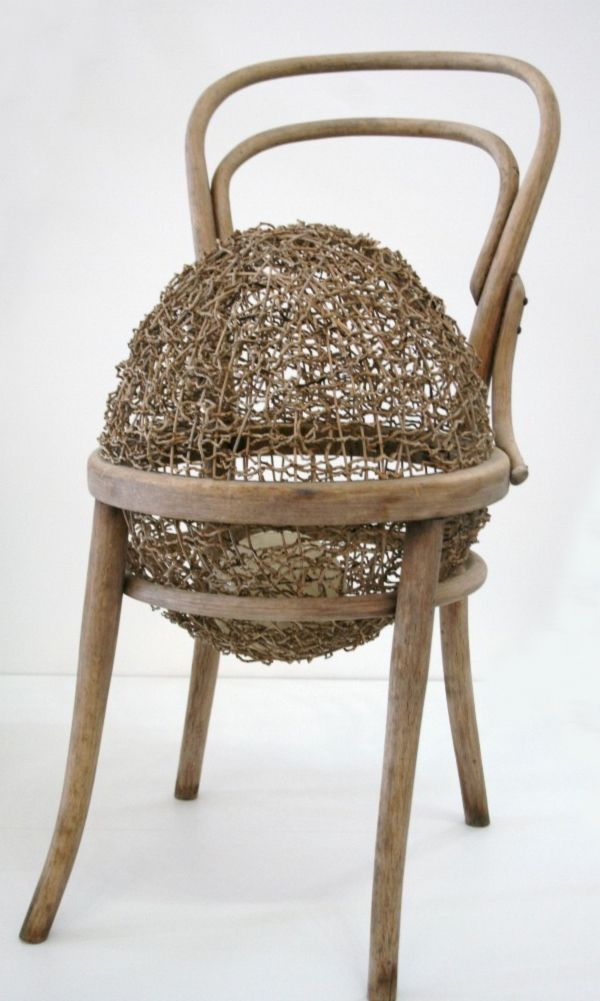 Charming Found The Site Random Weaving Of Harriet Goodall, An Australian Based  Basket Artist. Sheu0027s Created 3 Thonet Chairs With Woven Additions.