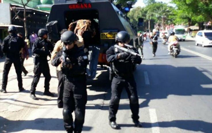 Mufidah Jusuf Kalla ke Makassar, Brimob Polda Sulsel Kerahkan 2 Unit Jibom