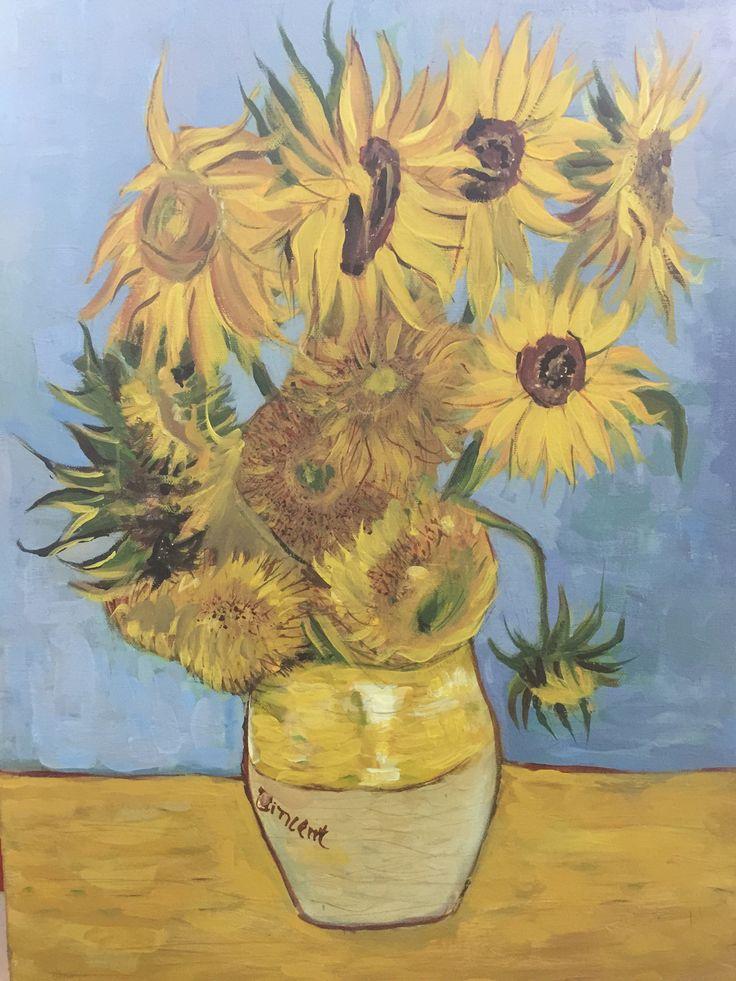 Vincent Van Gogh repro bu TunCer