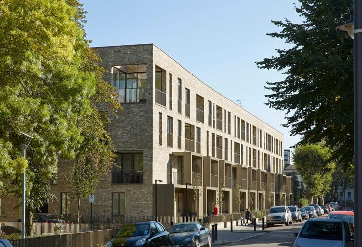 Alison Brooks Architects, Paul Riddle · Ely Court