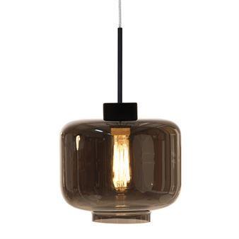 Ritz taklampa - rök (grå) - Globen Lighting