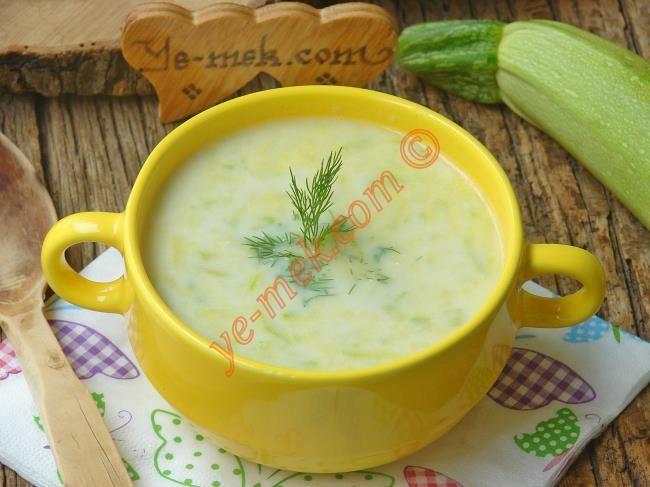 Kabak Çorbası Resimli Tarifi - Yemek Tarifleri