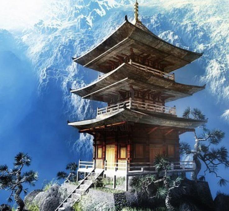 Templo de Zen budista