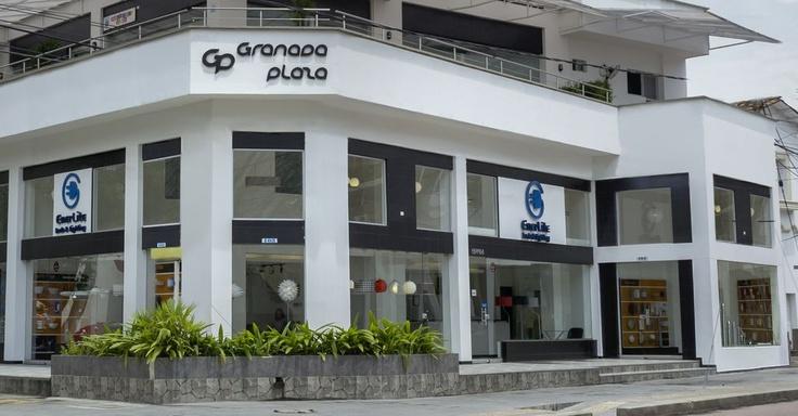 Showroom ubicado en el Barrio Granada