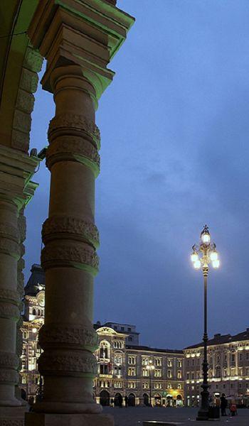 Piazza Unità d'Italia - Trieste, Italy