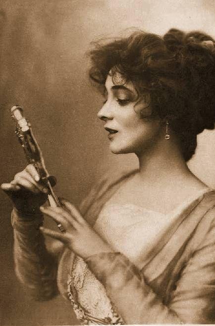 Marie Doro, a silent film actress
