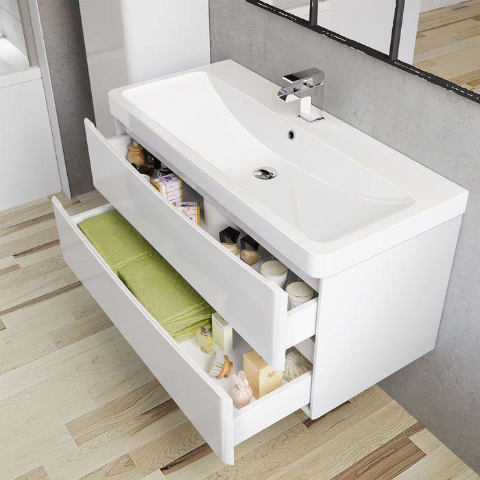 Austin Vanity Unit 1000mm Vanity Units Bathroom Solutions Vanity
