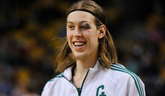 Kelly Olynyk: 'I don't think I could dislocate someone's…