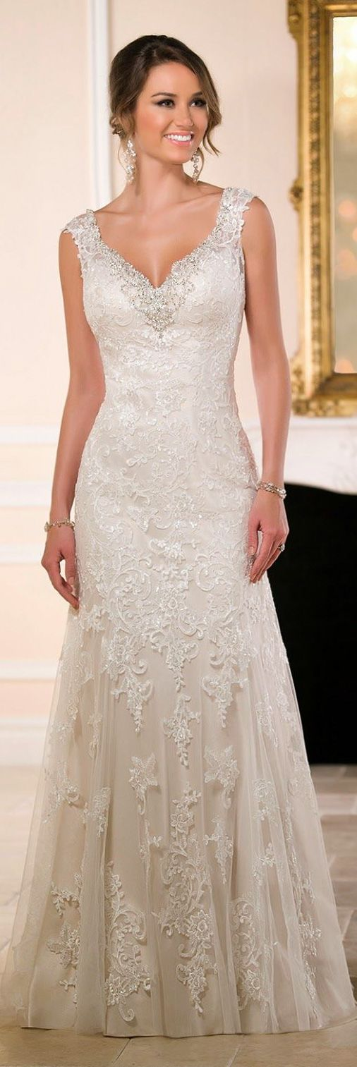 Stella York Fall 2015 Bridal