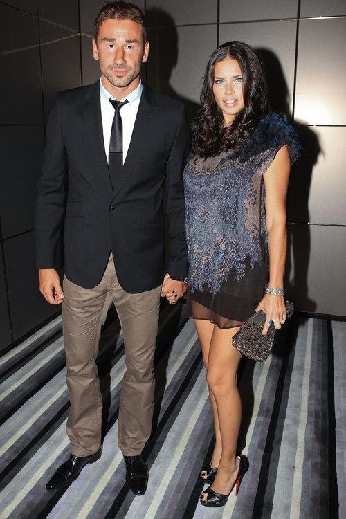 Adriana Lima & Marko Jarić Welcome Baby No. 2: Sienna