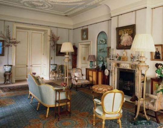 Clarence House ~ Robert Kime