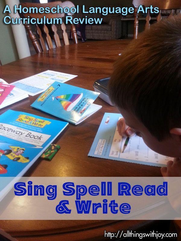 51 best sing spell read write images on pinterest kindergarten we are in the middle our second year of homeschooling with our oldest son caleb and looking forward to beginning kindergarten with our second son fandeluxe Gallery