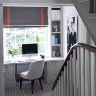 132 best Work Spaces in Small Places images on Pinterest   Architecture, At  home and Bedrooms