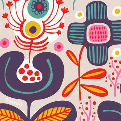 "Get ""pin-spired"" by this colorful and creative folk art collection (multiple cultures included)  culled by artist Kathy McGraw on her Pinterest board at> http://pinterest.com/kmgraphiques/folk-art-inspired-design-illustration/http://pinterest.com/kmgraphiques/folk-art-inspired-design-illustration/"