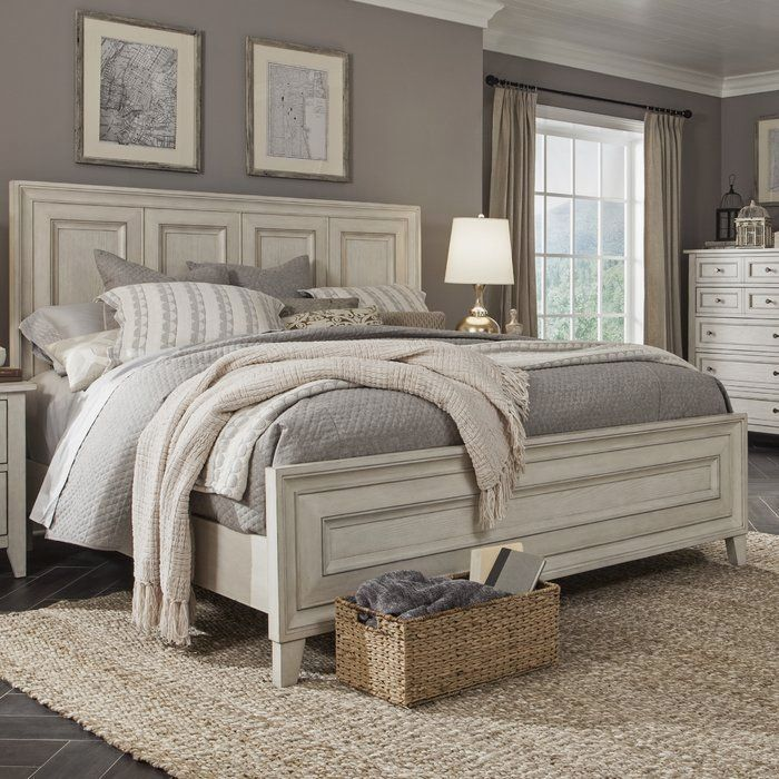 Wherever You Put It A Bed Like This Is A Great Way To Set Up Your Restful Retreat With The Style Of Your Dr Bedroom Design Home Decor Bedroom Bedroom Interior