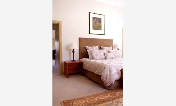 Mt Sturgeon Homestead - Master bedroom
