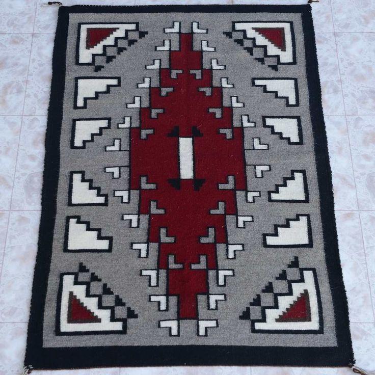 Navajo Klagetoh Wool Rug 25941 | Alltribes