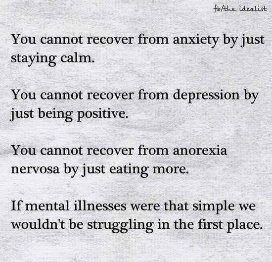 Depression Quotes By Psychologists: 25+ Best Ideas About Depression Recovery On Pinterest