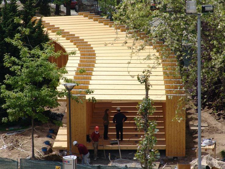 The Centipede Tea House, Basílio Teles Garden, Matosinhos by guilherme machado vaz